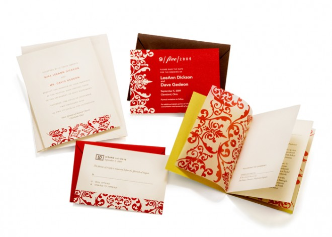 Gedeon | Dickson Invitation Suite