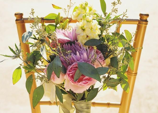 Audry's bouquet