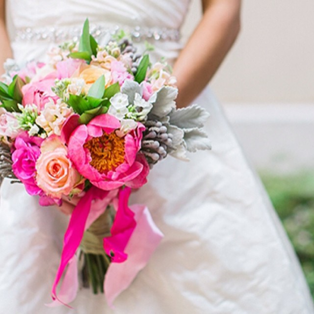 Love this gorgeous shot of our bouquet from the @jasminestar workshop from a couple of weeks ago! #dcweddings
