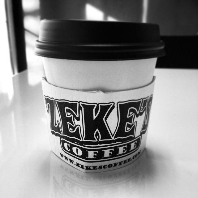 On the move to a new neighborhood today, coffee in tow! Looking forward to being your neighbor @zekescoffeedc !